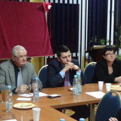Tomasz Kamiński w Nisku